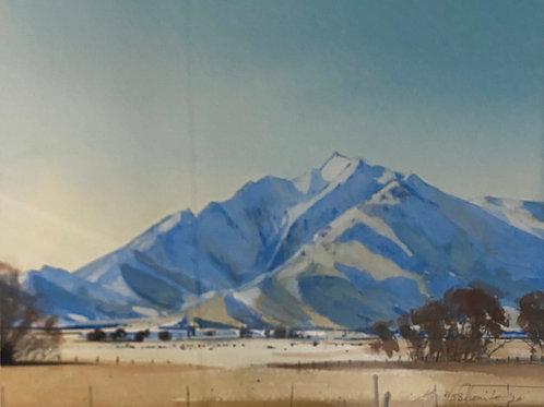 Mt Edward, Mackenzie Country – Ben Woollcombe