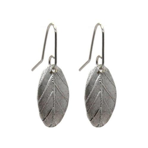 Garland Earrings Silver – Stone Arrow