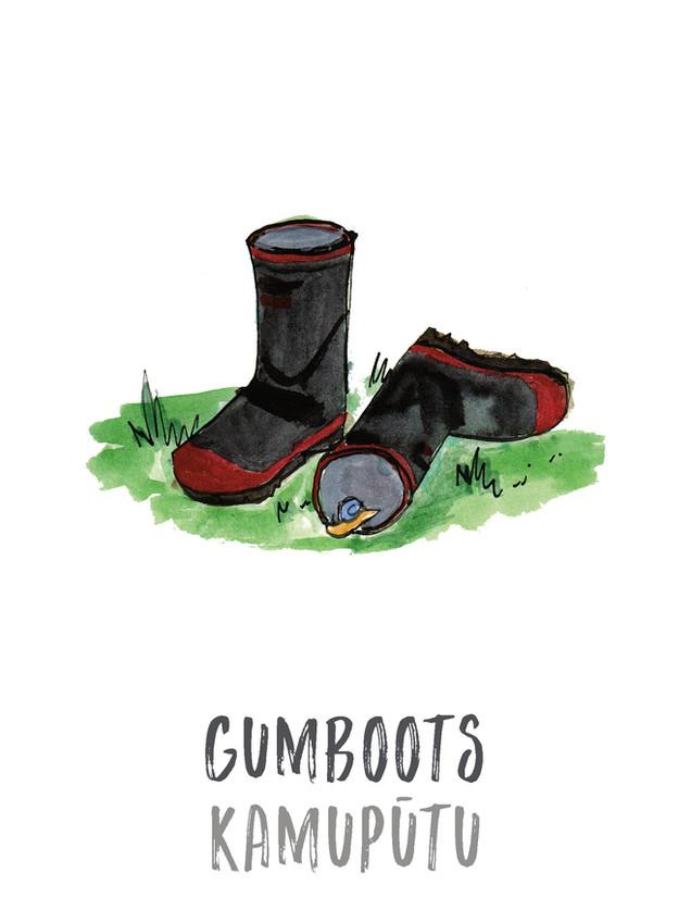 Gumboots / Kamputu