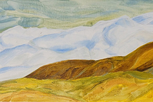 Tekapo Saddle – Susanna Izard