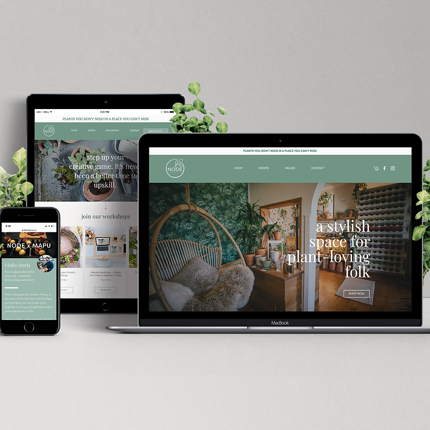 Website Workshop - Create Your Dream Website in 1 Day!