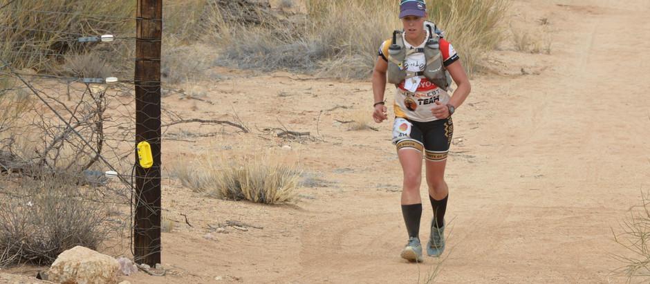 Running with the Desert Gods