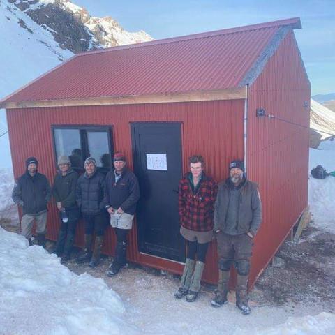 O'Leary's hut
