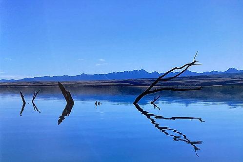 Lake Reflection – Karl Burtscher