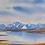 Thumbnail: Lake Tekapo from Old Glenmore  – Anne Murray