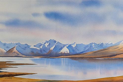 Lake Tekapo from Old Glenmore  – Anne Murray
