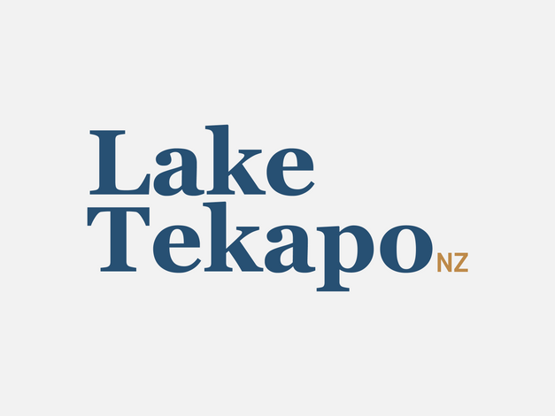 Lake Tekapo NZ Logo