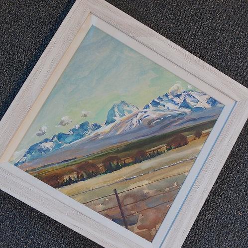 Mt Cook – Sally Hope