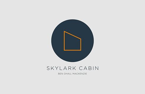 website portfolio skylark cabin logo