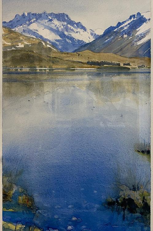 Lake Alexandrina – Ben Woollcombe