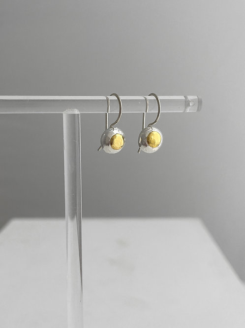 Gold Blob Earrings – Patina