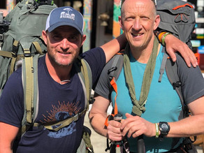 Everest : Day Two + Three
