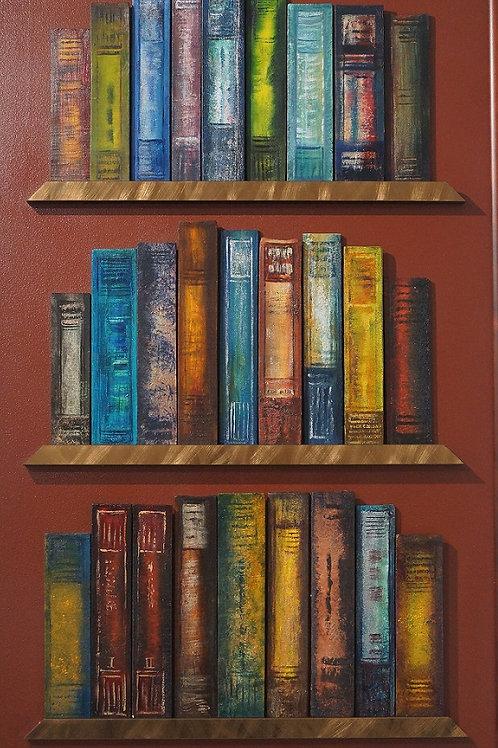 Old Books – Tj McConchie