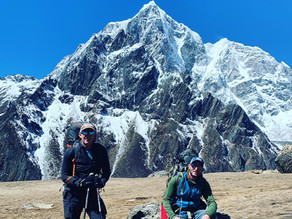Everest: Day Six + Seven