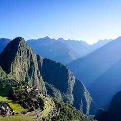 The majestic Machu Pichu