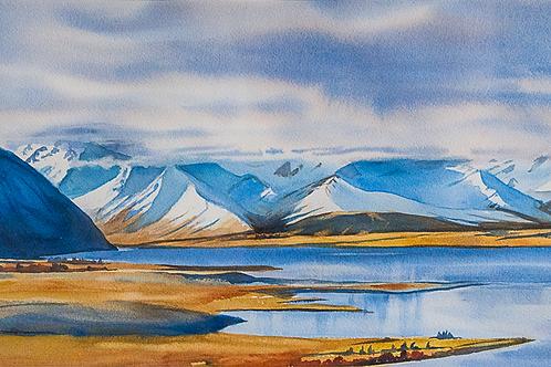 Cloudy Lake Tekapo – Anne Murray