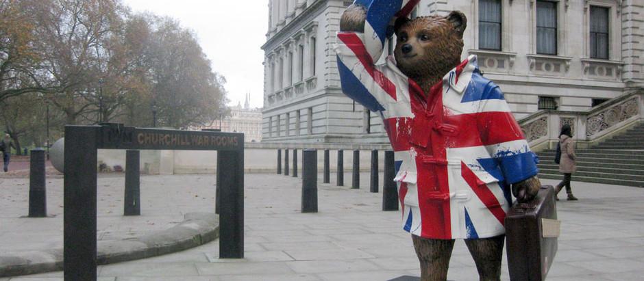 London's Paddington Bear Trail