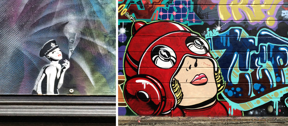 Exploring London's Street Art