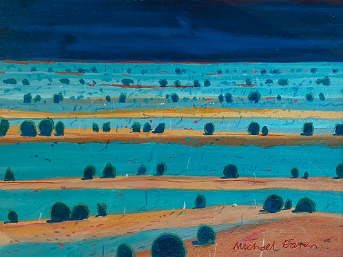 Sandy Desert Australia 1 – Michael Eaton