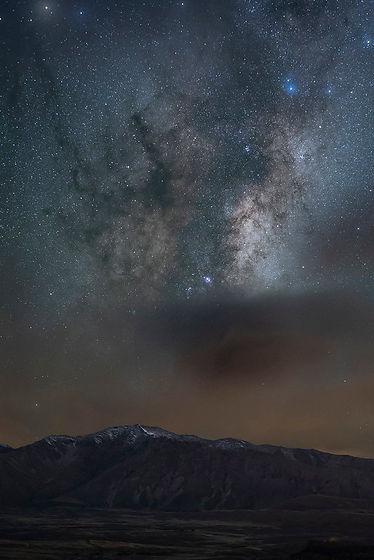 Igor Hoogerwerf_Aoraki Watching the Star