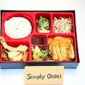 Chicken Katsu Curry Bento