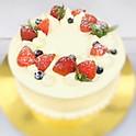 Vanilla Strawberry Shortcake