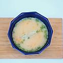 Miso Gyoza Soup