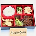 Spicy Beef Teriyaki Bento