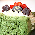 Matcha Cake Sandwich