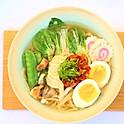 Kimchi Gyoza Ramen