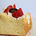 Vanilla Cake Sandwich