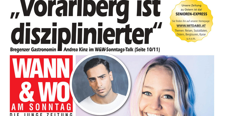 Wann&Wo Titelblatt