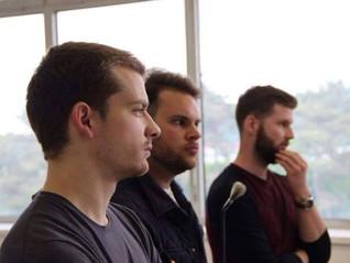 Vernisáž: Emil Softič, Sebastián Komáček a Jozef Vančo