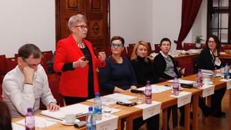 """Workshop: """"Optimalizácia procesu poskytovanie odľahčovacej služby na Slovensku"""""""