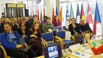 """Seminár """"Dostupnosť sociálnych služieb pre osoby so zdravotným postihnutím na Slovensku"""" ("""