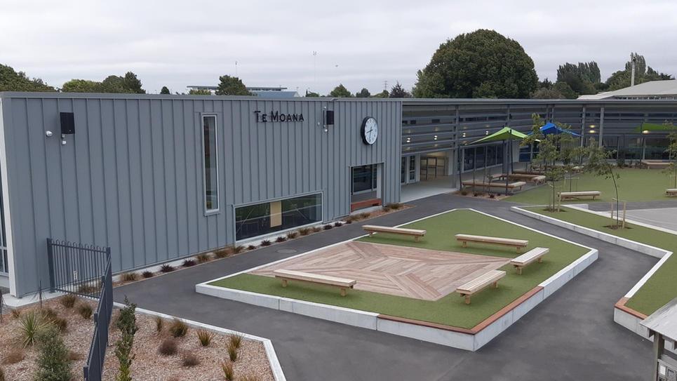 Lincoln Primary School Landscape Design & PM (P2)