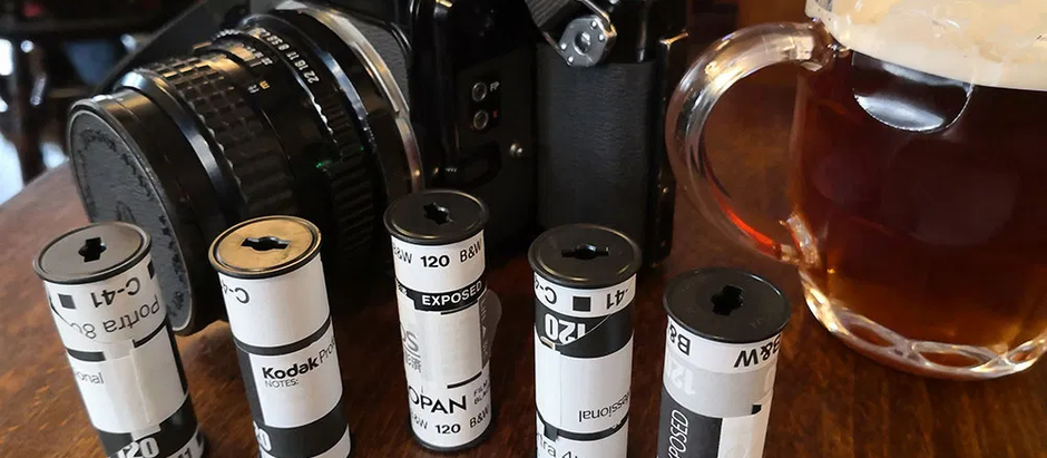 Home Developing B&W Film – 7 Tips To Do It Well