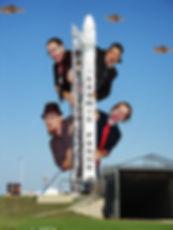 Cosmic Punch Rocket Photo