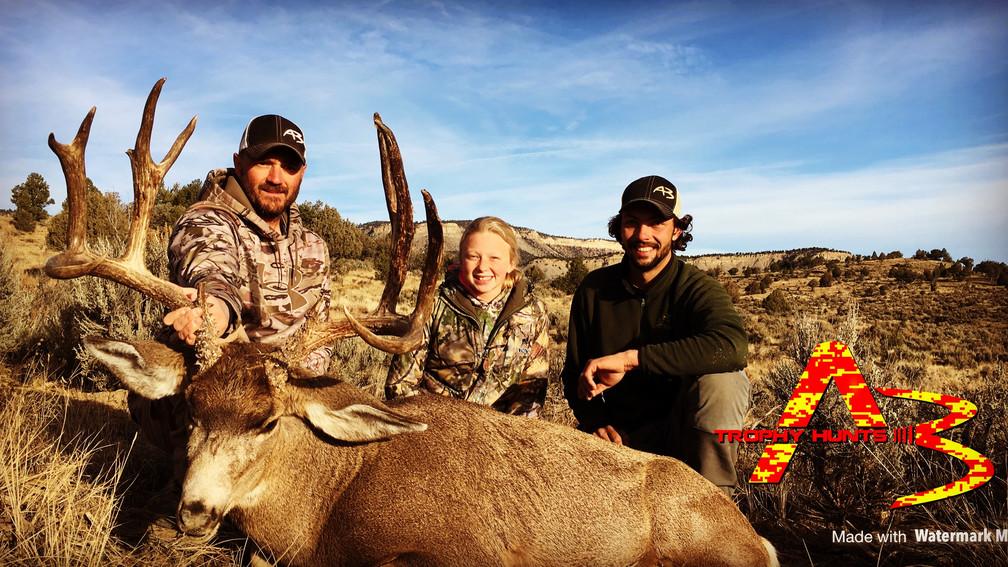 New Mexico Big Game Hunting - Mule Deer