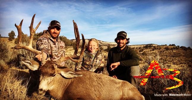 Awesome Youth Mule Deer