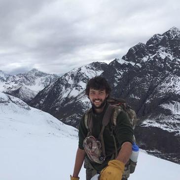 Jordan in Alaskas Chugach