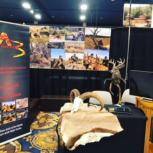 A3 Outfitters Grand Slam Convention Las Vegas 2018
