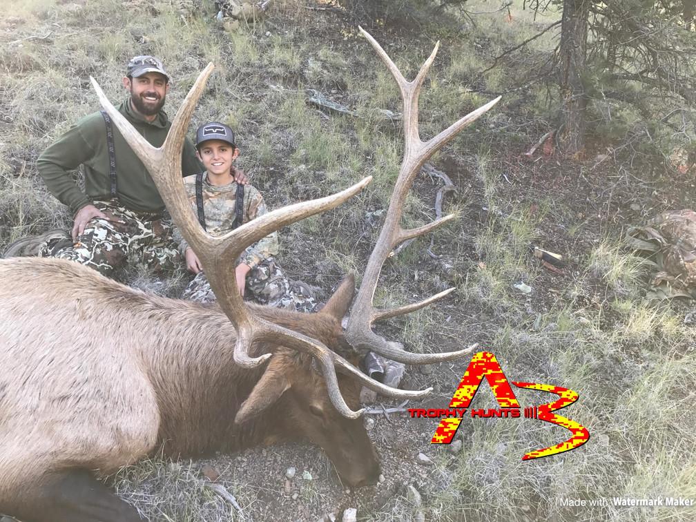 A3 Trophy Hunts New Mexico
