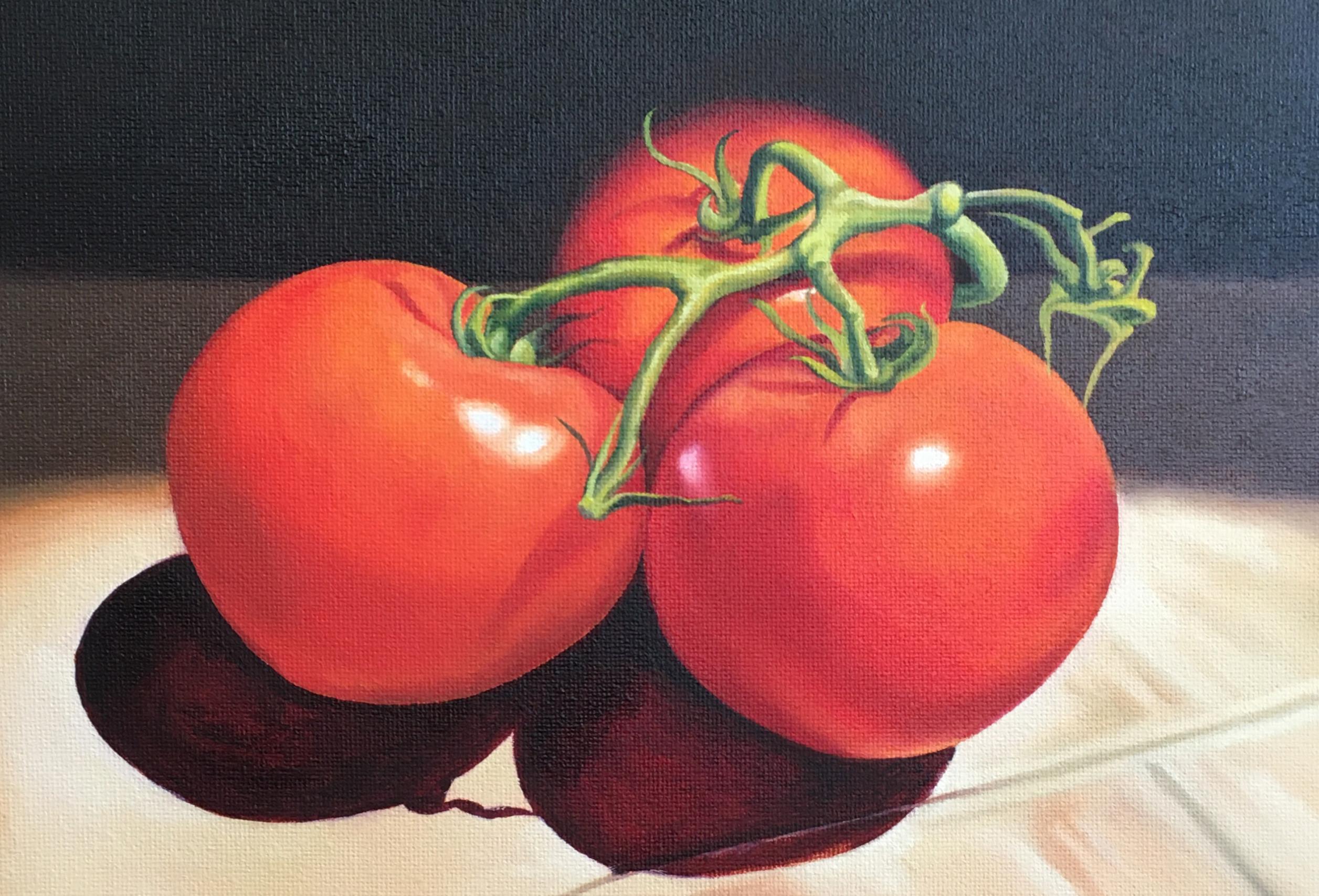 Summer Tomato Painting Workshop