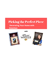 Picking the perfect art piece five step guide