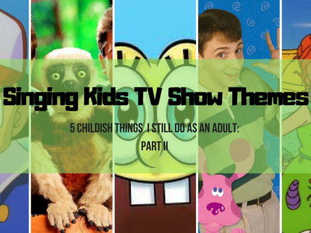 Singing Kids TV Show Themes