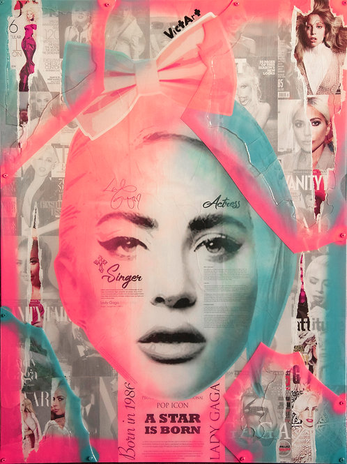 VictArt - Lady Gaga