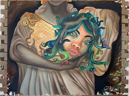 Josh Universe - Medusa