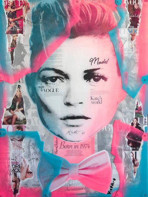 VictArt - Kate Moss