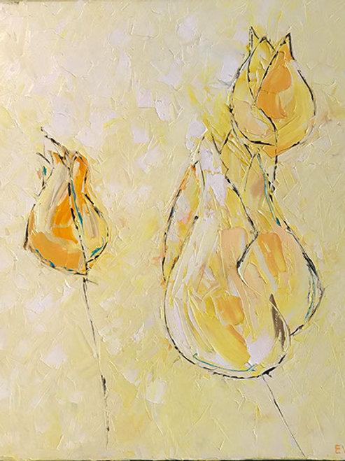 Elena Kupreeva - Yellow